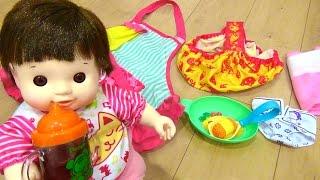 getlinkyoutube.com-ママになりきり!パーフェクトセットぽぽちゃん(新商品)