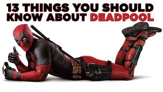 getlinkyoutube.com-13 Things You Should Know About Deadpool