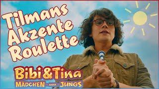 getlinkyoutube.com-BIBI & TINA 3 - Tilmans Akzente-Roulette - Mädchen Gegen Jungs