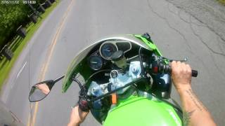 99 Zx6r performance issues ( bad spark plugs)