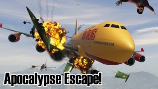 getlinkyoutube.com-GTA V Mods: Apocalypse Escape