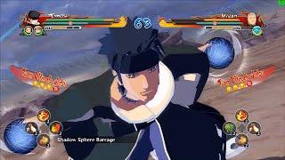 getlinkyoutube.com-Naruto Ultimate Ninja Storm Revolution (60 FPS) - Tomaru Moveset Mod Gameplay (PC)