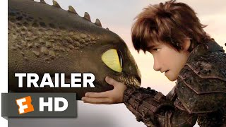 How to Train Your Dragon: The Hidden World Trailer #2 (2019)   Movieclips Trailers