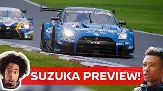 Jann V's Jenson Button! Super GT Suzuka 1000km Preview- NISMO NEWS