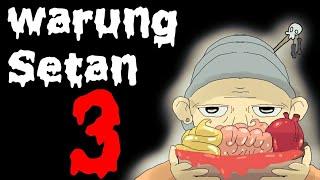 Warung Setan 3 - Kartun Lucu - Funny Cartoon - Kartun Horor (Part 3)