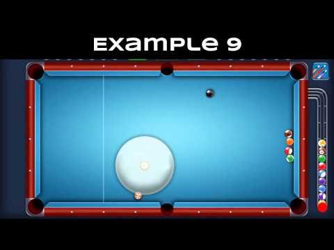 8 Ball Pool Indirect Guide: Bank Shot Tutorial