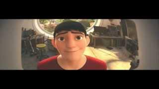 getlinkyoutube.com-Big Hero 6 •Linkin Park - Leave Out All The Rest •【AMV】