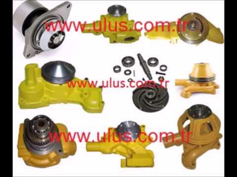 6HK1 Isuzu Engine Parts - DETCH - 6HK1 Isuzu Motor Yedek Parcalari