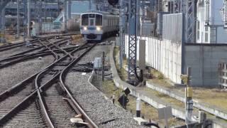 getlinkyoutube.com-小田急1000形 【独特なVVVF音を立てながら入線】 小田原駅