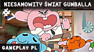 getlinkyoutube.com-DARMOWE GRY | Niesamowity Świat Gumballa