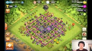 getlinkyoutube.com-[Thai] Clash of Clan 18 - ชุดเก็บตัง