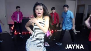 getlinkyoutube.com-MAX - Basement Party #DanceOnParty | PRODIGY DANCE CREW