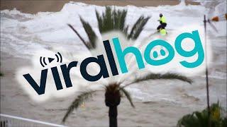 getlinkyoutube.com-Man Swept Away in Flood