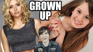getlinkyoutube.com-Disney Stars All Grown Up (Then And Now)