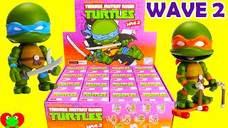 getlinkyoutube.com-Teenage Mutant Ninja Turtles Loyal Subjects Action Vinyls WAVE 2