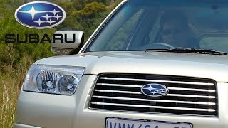 getlinkyoutube.com-Subaru Forester's ultimate test on an extreme gravel mountain pass