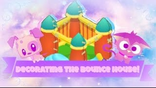 getlinkyoutube.com-Animal Jam: Decorating the Bounce House Den!