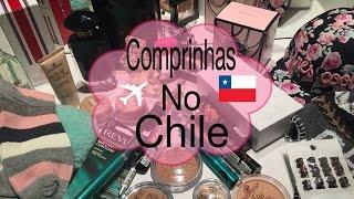 getlinkyoutube.com-COMPRINHAS NO CHILE - Maquiagens, roupas e eletrônico