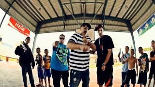 getlinkyoutube.com-Kenny The Ripper Ft Delirious & Endo - Aqui Todos Jalan @ Video Official