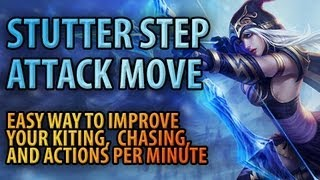 getlinkyoutube.com-Stutter Step, Attack Move, and Awesome Keybinding Trick