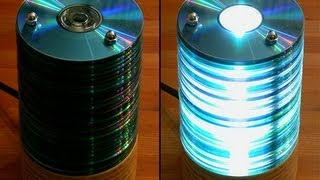 getlinkyoutube.com-1000 ideas creativas para reciclar cds y dvds I