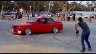 getlinkyoutube.com-تمتيع تفحيط تشحيط درفت جديد في ليبيا - DRIFT LIBYA 2014 NEW
