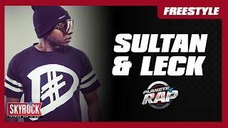 Freestyle de Sultan & LECK dans Planète Rap