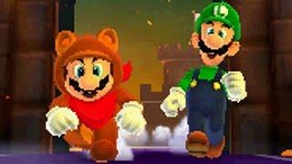 getlinkyoutube.com-Super Mario 3D Land Walkthrough - Part 9 - Special World 1