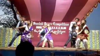 getlinkyoutube.com-SANTALI DANCE COMPETITION | DIL DEWANA by SSSDG | NEW SANTALI VIDEO 2016[HD]
