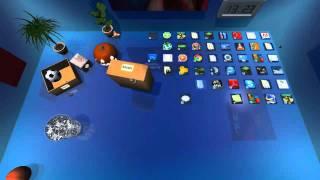 Programm Vorstellung - Real Desktop