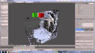 getlinkyoutube.com-TUTORIAL: Fluid Simulation in Blender 2.66