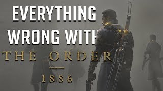 getlinkyoutube.com-GamingSins: Everything Wrong with The Order: 1886