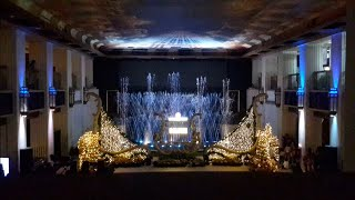 getlinkyoutube.com-Christmas fountain grand indonesia 2015