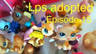 "LPS: Adopted) Episode 15: ""A bully free school"" (Season final)"