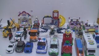 getlinkyoutube.com-타요 또봇 뽀로로 레고 자동차 장난감 Cars Toys
