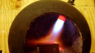 getlinkyoutube.com-Gas Fired Forge