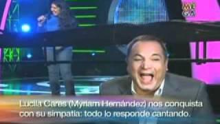 getlinkyoutube.com-Yo Soy - Myriam Hernandez (MEGA)