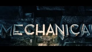 getlinkyoutube.com-[After Effects] Mechanical - Element 3D plugin in use