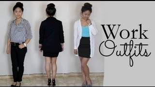 getlinkyoutube.com-Work and Job Interview Outfit Ideas