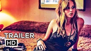 RED SPARROW Official Trailer #2 (2018) Jennifer Lawrence Movie HD
