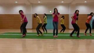 getlinkyoutube.com-PRSD Gee+Tell me your wish 【Music Video Dance version】 SNSD dance cover
