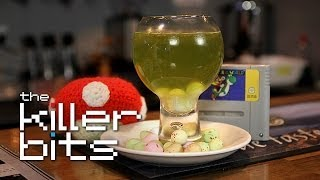 getlinkyoutube.com-Video Game Cocktails - The Plumber's Companion (inspired by Super Mario Bros.)