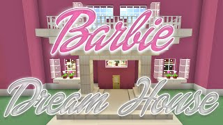 getlinkyoutube.com-Minecraft Xbox | Barbie Dream House - COTTON CANDY CONSTRUCTION [30]