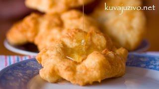 getlinkyoutube.com-Brzi ustipci /mekike - Video recept