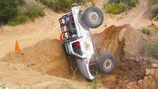 getlinkyoutube.com-Obstacle Course and Coal Chute!! - Top Truck Challenge 2015