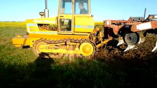 Track Marshall 155 Flatlifting