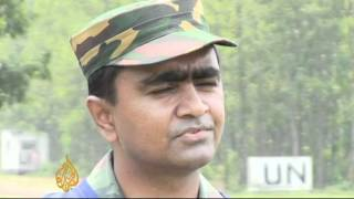 getlinkyoutube.com-Soldiers descend on Bangladesh for UN training