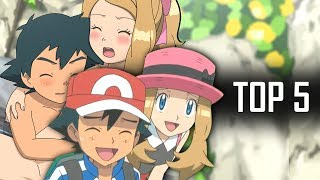 getlinkyoutube.com-Best Amourshipping Moment Part 1 - Top 5