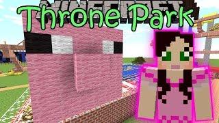 getlinkyoutube.com-Minecraft: TRONE AMUSEMENT PARK (Custom Map) Part 1