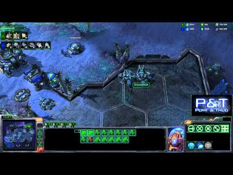 (HD318) FnaticMSiTT1 vs IM.MVP -PvT- Starcraft 2 Replay [FR]